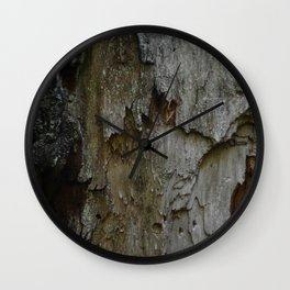 Kings Canyon Tree no.3 Wall Clock