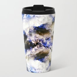 Globe19/For a round heart Travel Mug