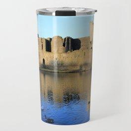 Caerphilly Castle Travel Mug