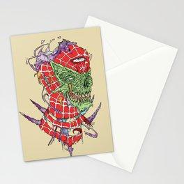 Zombie Sense Stationery Cards