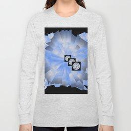 Spacy Diamonds Long Sleeve T-shirt