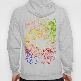 Rainbow Spurt 01 Hoody