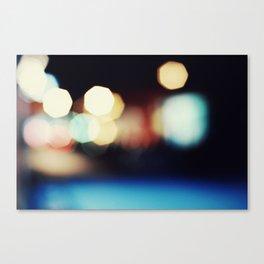 City Lights I Canvas Print
