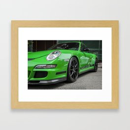 Porsche 911 GT3rs Framed Art Print