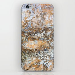 Painted Stone Textures 80 iPhone Skin