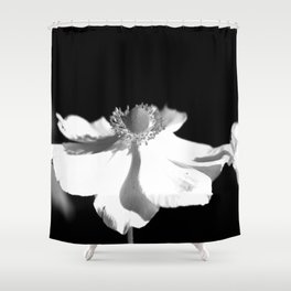 Graceful Beauty Shower Curtain