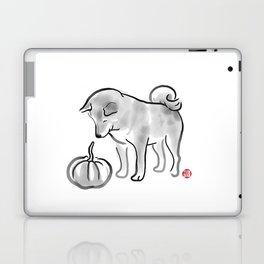 My Pumpkin, My Shiba Laptop & iPad Skin
