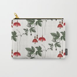 Banana Passionfruit Carry-All Pouch