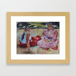Generation  Framed Art Print