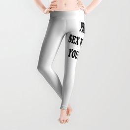 Protect Sex Workers Leggings