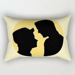 Klaine Zig Zag Rectangular Pillow