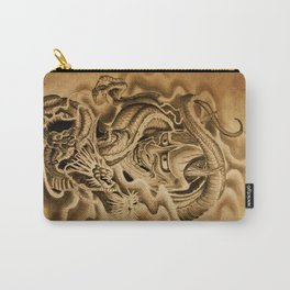 Hannya Dragon Carry-All Pouch