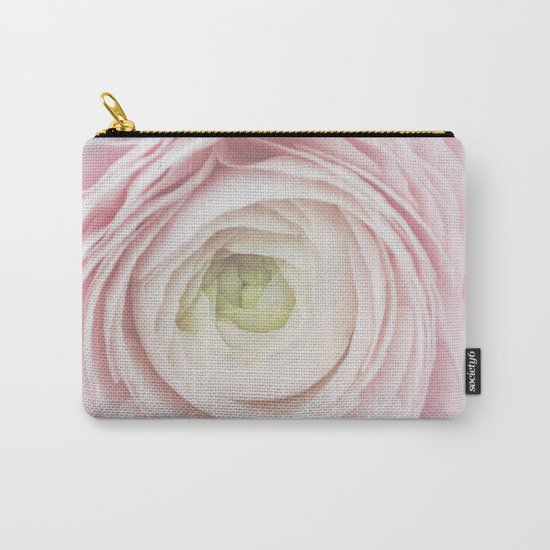 Anemone Flower in LOVE Carry-All Pouch