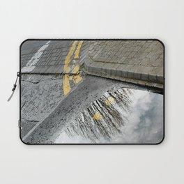 Road tree Laptop Sleeve