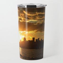 Follow the Sun Travel Mug