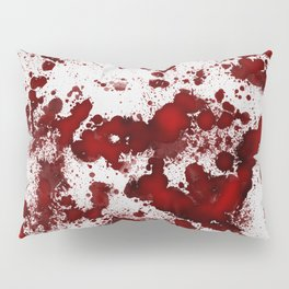 Blood Stains Pillow Sham
