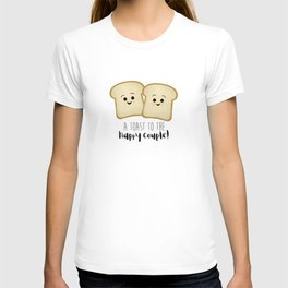 A Toast To The Happy Couple! T-shirt