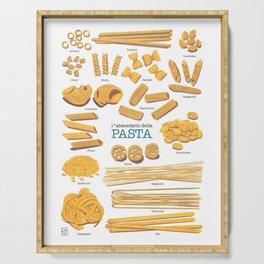 Pasta Serving Tray