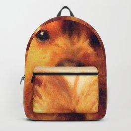 Wise Yorkie Yoda | Dogs | Yorkies Backpack
