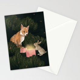 the peace offering Stationery Cards