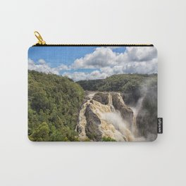 Magnificent Barron Falls in Queensland Carry-All Pouch