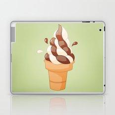 Swirl Icecream Laptop & iPad Skin