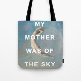 Selene of the Sky Tote Bag