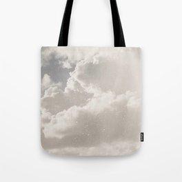 Silent Clouds Tote Bag