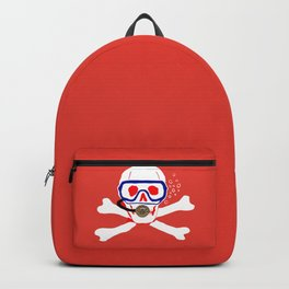 Pirate Diver Backpack