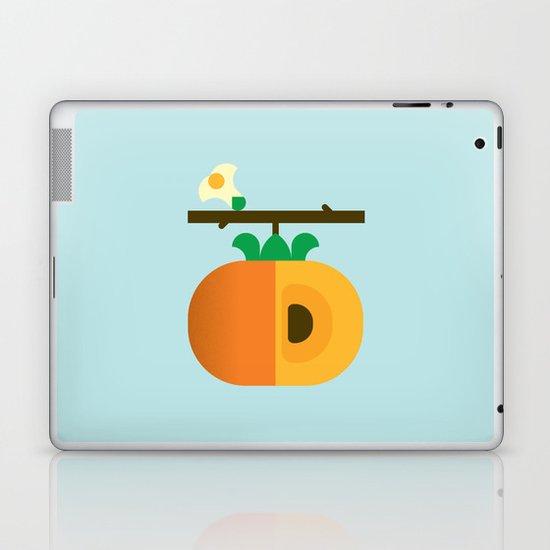 Fruit: Persimmon Laptop & iPad Skin