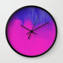 Pseudo Skyline Wall Clock