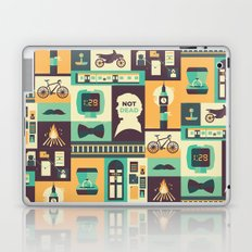 Empty Hearse Laptop & iPad Skin