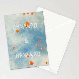 Onward & Upward Stationery Cards