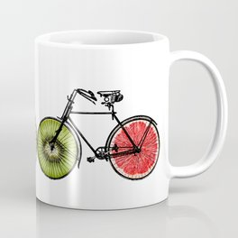 Fruity bikes Coffee Mug