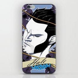 Hale iPhone Skin