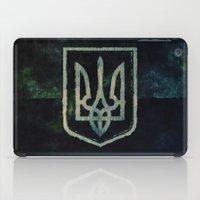 ukraine iPad Cases featuring Ukraine by rudziox