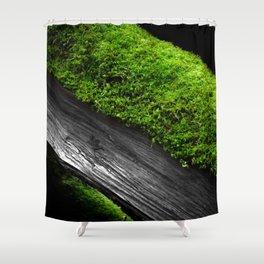 Deadfall Adornment Shower Curtain