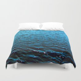 .deep. Duvet Cover