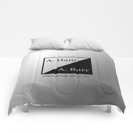A. Ham / A. Burr Comforters