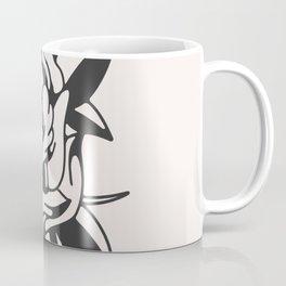 Simple Rose Art Print Coffee Mug