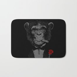 Monkey Business Bath Mat