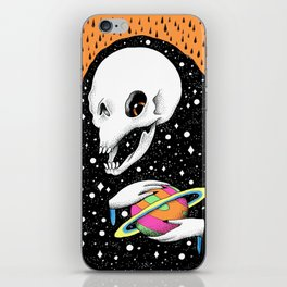 Astral Deity iPhone Skin