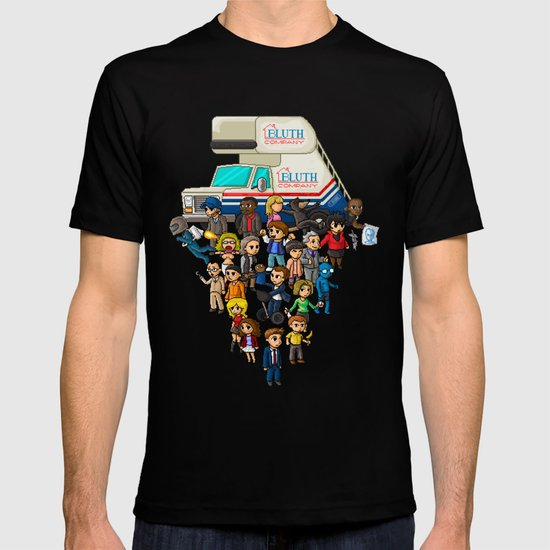 Super Arrested Development  T-shirt