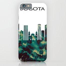 Bogota Skyline iPhone Case