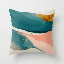 """There Is An Endless Depth To You.""  Throw Pillow"