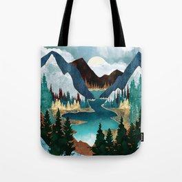 River Vista Tote Bag