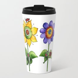 The Three Amigos II Travel Mug