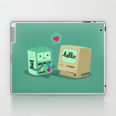BMO & Macintosh Laptop & iPad Skin