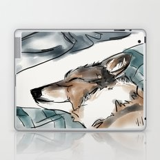 Charles Blue Laptop & iPad Skin