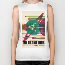 Visions of the Future - The Grand Tour Biker Tank